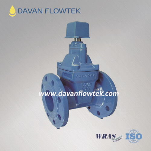 AS2638 resilient seat gate valve