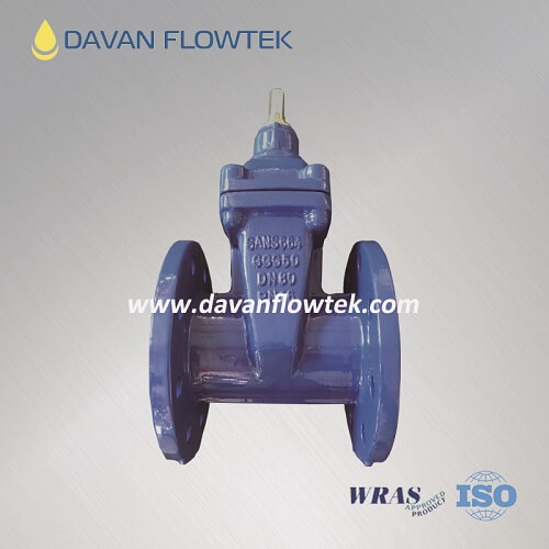 SABS 664 gate valve resilient seat