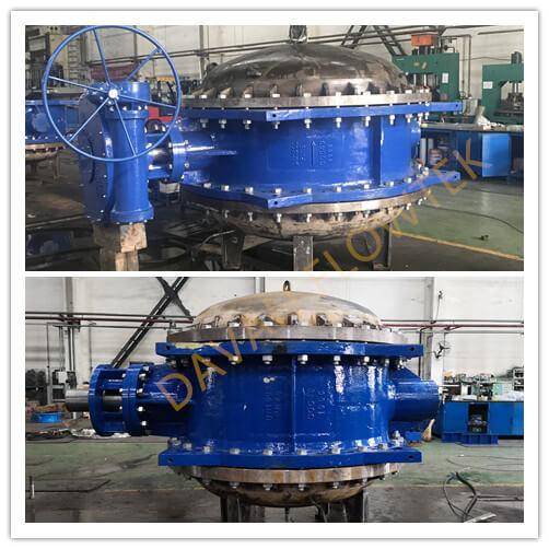 hydraulic testing