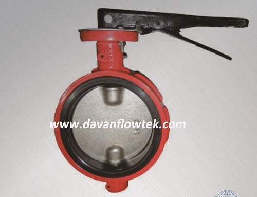 industry wafer butterfly valve API609
