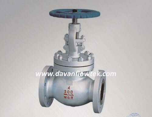 API globe valve cast steel class 300