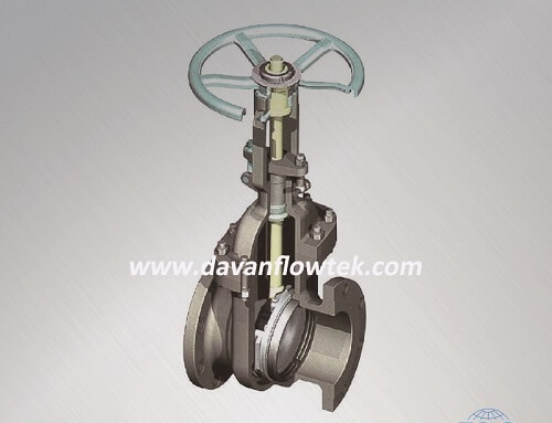 api gate valve carbon steel class 150