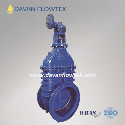 bs5163 metal seated gate valve