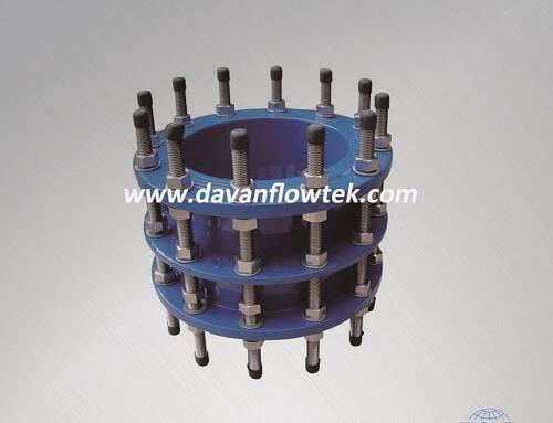 carbon steel dismantling joint flanged PN25