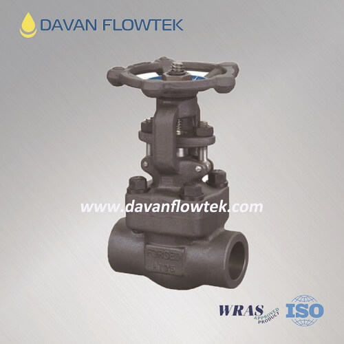 forged gate valve carbon steel class 800
