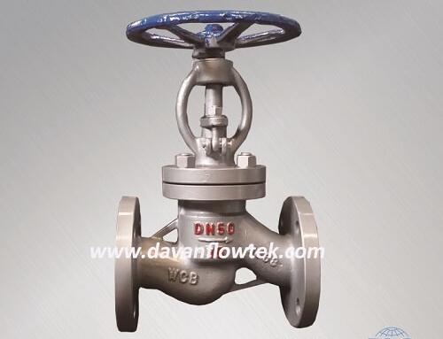 gost wcb globe valve pn16