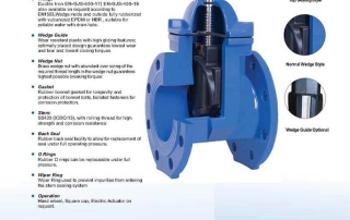 resilient seat gate valve catalog