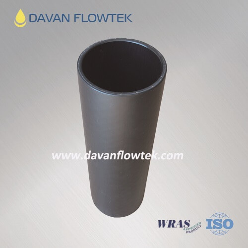 Steel wire reinforced pipe for high pressure water supply
