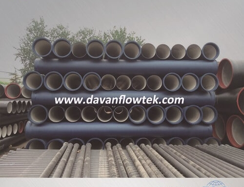 ductile iron pipe water use iso 2531 EN545 2010