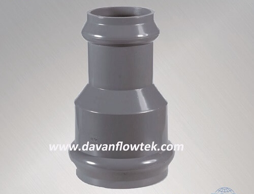 upvc reduce socket for water pipeline