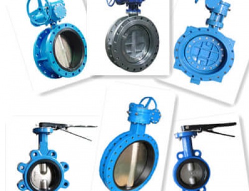 How to define butterfly valve?How to classify butterfly valves in terms of structure?