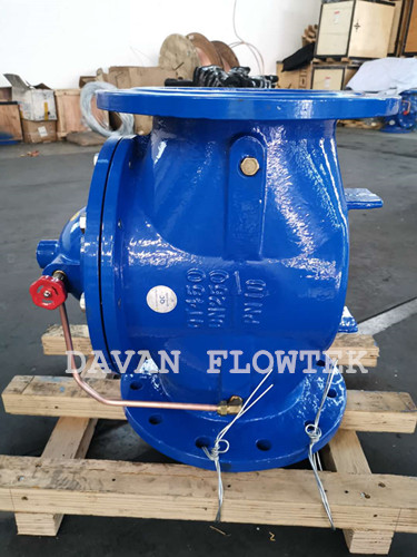DN250 float valve