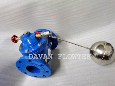 DN50 float valve