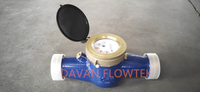 threaded water meter 1