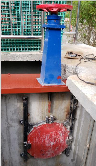 penstock use